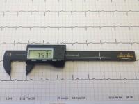 Electronische ECG-schuifmaat