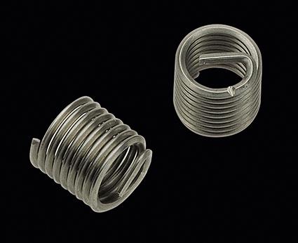 v-coil schroefdraadreparatie van voelkel: losse coils